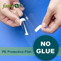 sun protection self adhesive window film tempered glass screen guard