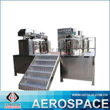YHRHJ-1T Double Hydraulic Systems SUS304/316L Honey Mixing Machine Vacuum Emulsifier