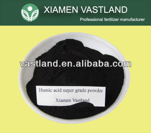 Soluble humic acid powder fertilizer ,humic acid price