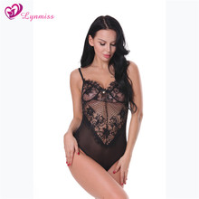 2017 Lynmiss company seamless lace fashion sexy underwear for mature ladies