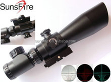 Quickly mount High-end SFO42(3-9x42EG) Rifle Scope , Tactical rifle scope , hunting rifle laser scope