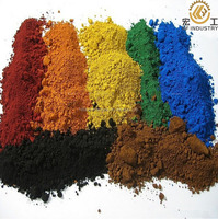 concrete color pigment for house building use