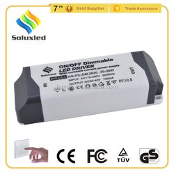 led dimming driver 10w for led light by remote control switch
