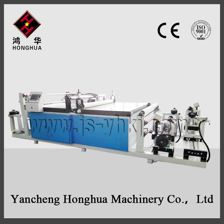 China alibaba sales high precision automatic fabrics roll Slitting machine