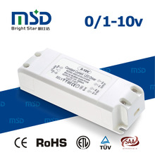 constant voltage waterproof 60w 12v 0-10v dimmable led driver
