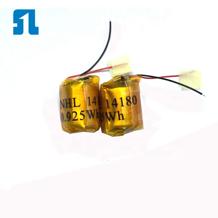 customized 10100 cylinder lithium polymer <strong>battery</strong> for Earphones