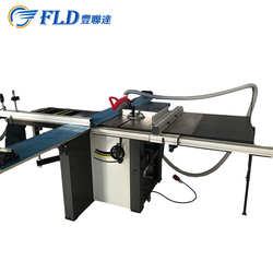 China made top 230V/400V used wood cutting table panel saw machine for sale