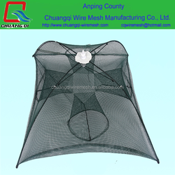 Foldable Umbrella Style Fishing Trap Crab Trap cage Crayfish Cage