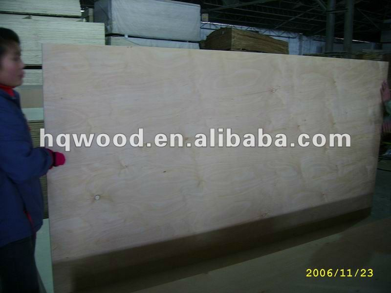 2.2mm birch sengon plywood