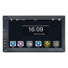 7''touch Screen 2 Din Car Video with Bluetooth FM Radio MP5