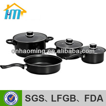 magnetic stainless steel cookware