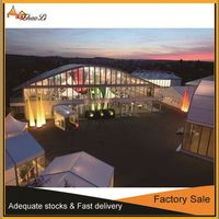 Hot New Design Two Story Construction Tents for Wedding Party