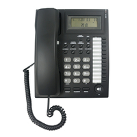 Excelltel Cored Analog PBX Landline Telephone PH206
