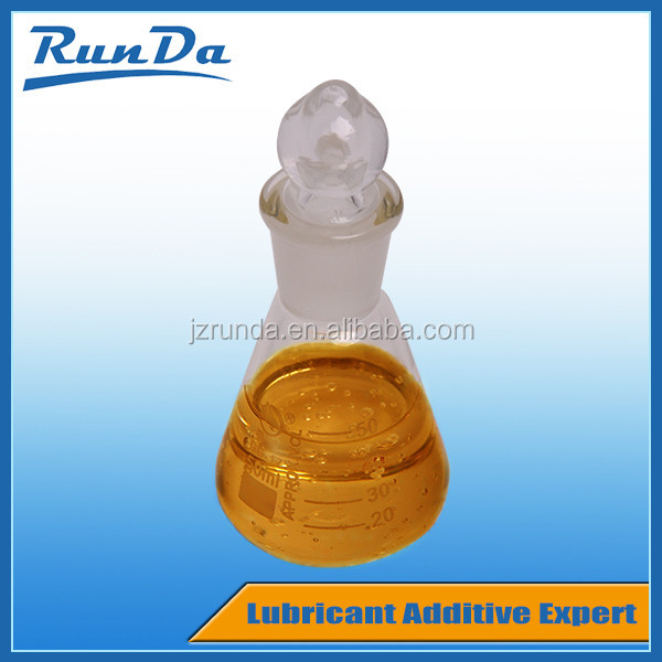 RD321 Sulfurized Isobutylene Lubricant Additives / extreme pressure and anti wear agent