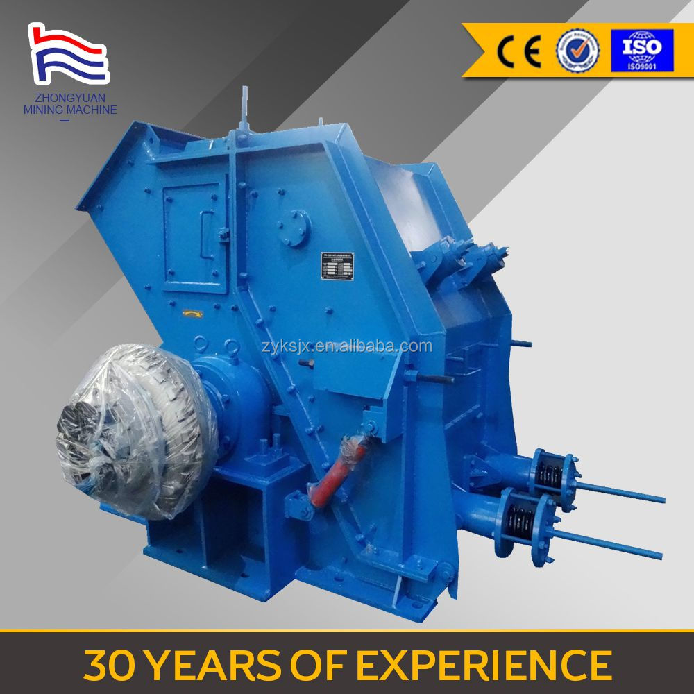 ZYMINING Three Stage Slag Complex Crushing Machine