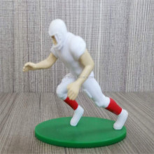 make custom PVC plastic 3D sports man model figure hand-done toy action figure toys model toys