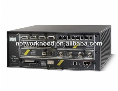 Cisco 7206VXR Router Chassis