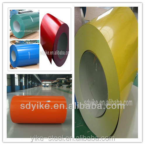 0.66Steel Coilgi/ppgi/galvalume/prepainted/color-coated hot dipped galvanized steel coils (ISO9001:14001; BV;)