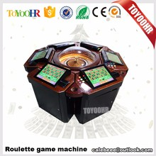 Sale Low Price Coin Operated Bingo Electronic Casino Table Board Pcb Roulette Game Machine
