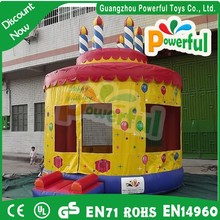 high quality CE cheap inflatable bouncy castle,inflatable hanukkah for sale