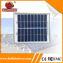 Factory direct price thin film solar pv panels/panel with high conversion rate