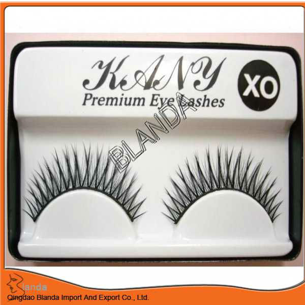 different design high quality hand made eyelash