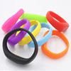 Wrist Ring Type Silicone Cartoon Character Usb Flash Drive in 2gb 4gb