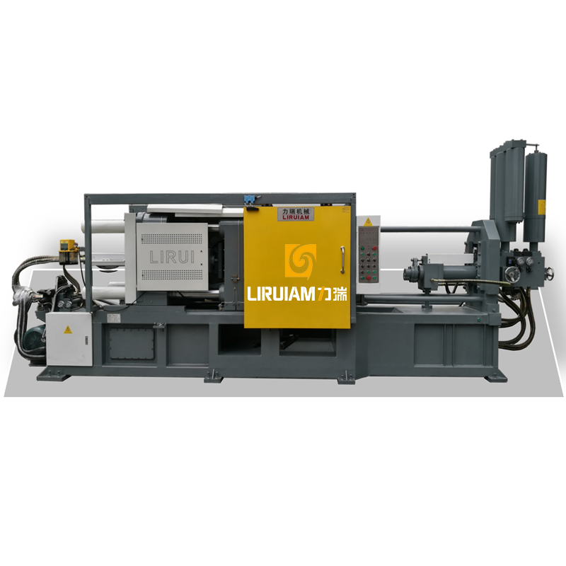 LR-<strong>C1000</strong> ton metal casting machinery cold chamber die casting machine