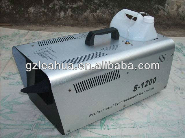 Best effective 1200w DMX snow machine