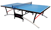 hot sale LS--TT71021 4mm ACP high quality outdoor used ping pong table for sale