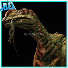 Abel Jurassic a large simulation and vivid movement dinosaur costume in the 21st century