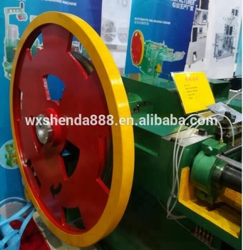 China Suppliers 23 Years Automatic Wire Nails Making Machine