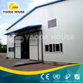 Low Cost prefabricated high quality steel structure warehouse
