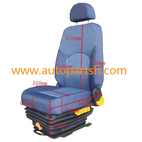 truck seat for sinotruck howo