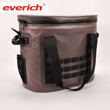 extra large insulated ice beach cooler bag for frozen food and medication
