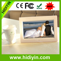 Electronic Album 10.1 Inch 1024x600 Digital Picture Photo Frame with Hu-motion Sensor