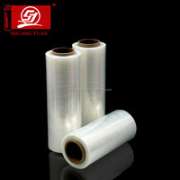 "Plastic Shrink Stretch Wrap 18"" x 1500' 80 Gauge plastic wrap film"