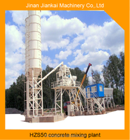 50m3/h Concrete Batching Plant Manufacturer about 30 years