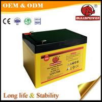 Factory Direct VRLA AGM 12v solar lead acid battery storage box