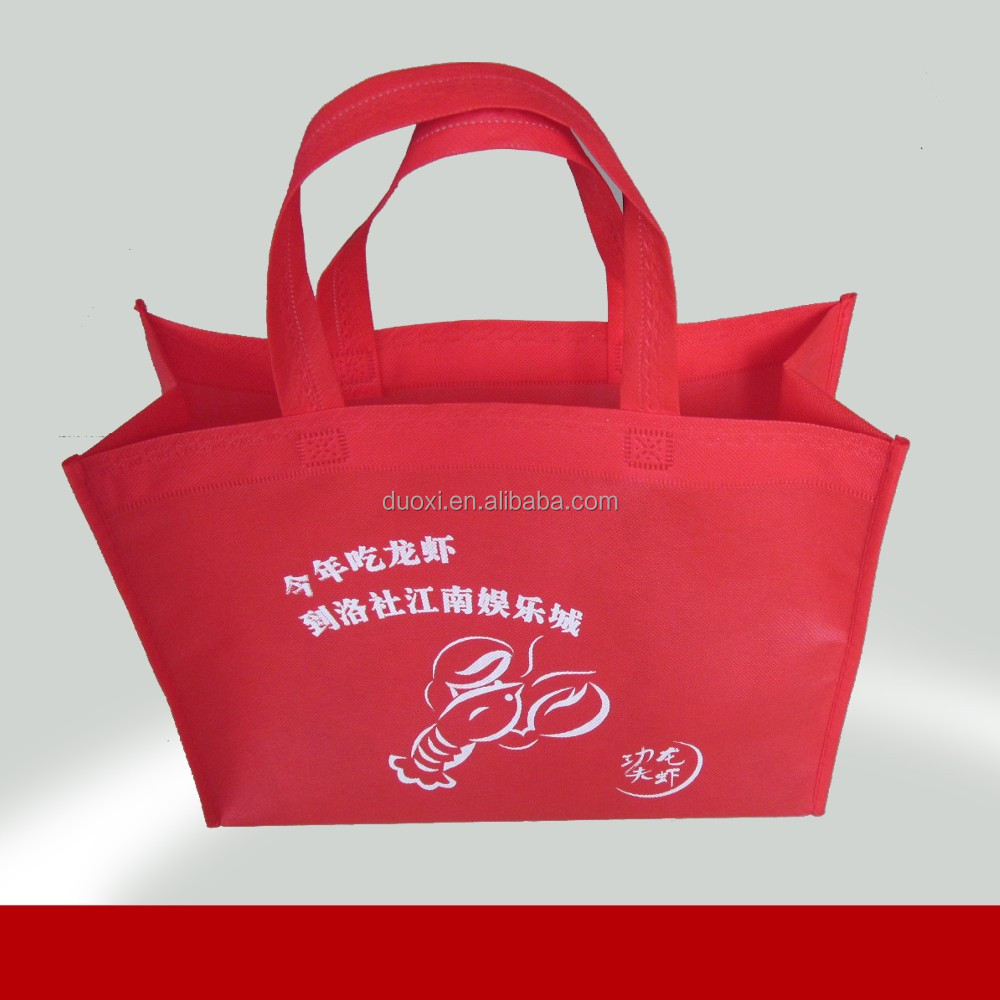 Hot Sale Promotion Non Woven Fabric Carry Bags