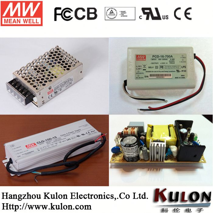 MEANWELL astec power supply