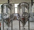 Beer fermentation system, Dimple cooling jacket fermenter, Glycol fermenter