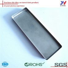 customize following your drawings,surgical instruments,steel deep drawing square medical tray