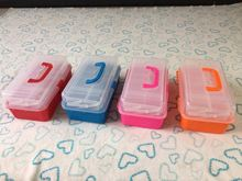 Hot Sale Good Quality High Strength Wholesale Plastic transparent plastic tool boxes