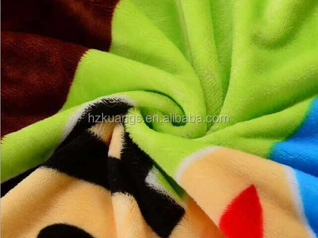 2014 export fall winter beautiful fabrics/ winter beautiful blanket