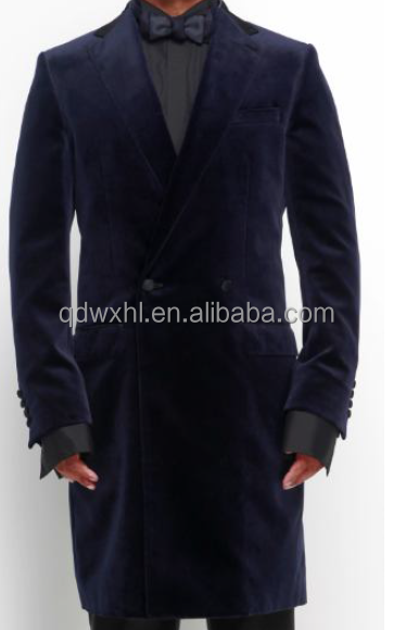 2017 Latest Chinese Style men Wool Coat High Quality Hot selling Customized Coat best brand