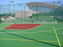 Acrylic Sport Surface Coatings
