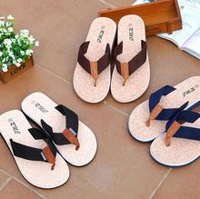 NEW FASHION SUMMER MAN SLIPPER COMFORTABLE CASUAL FLIP FLOPS BEACH SLIPPER
