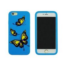 Disney FAMA licensed factory innovation 3D full color print custom silicone Cellular Phone Case