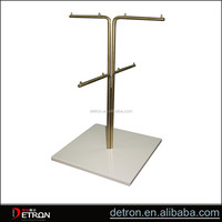special style graceful hanging bag display stand
